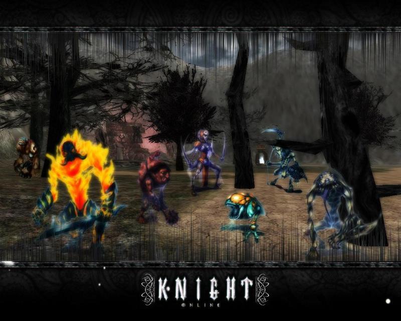 Knight Online Baslangic Rehberi - 3