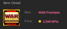 Knight Online War Premium