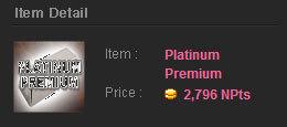 Knight Online Platinum Premium