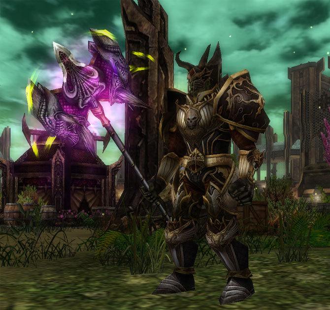 Knight Online Warrior