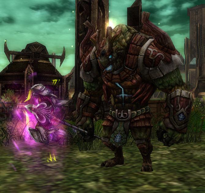 Knight Online Kurian
