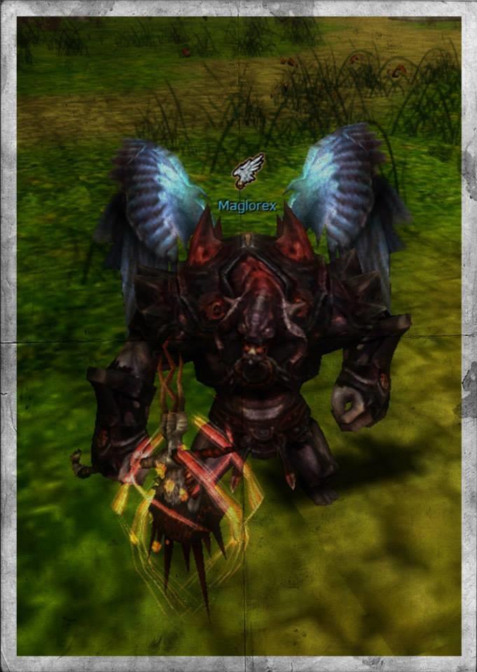 Knight Online Dark Knight Axe-1