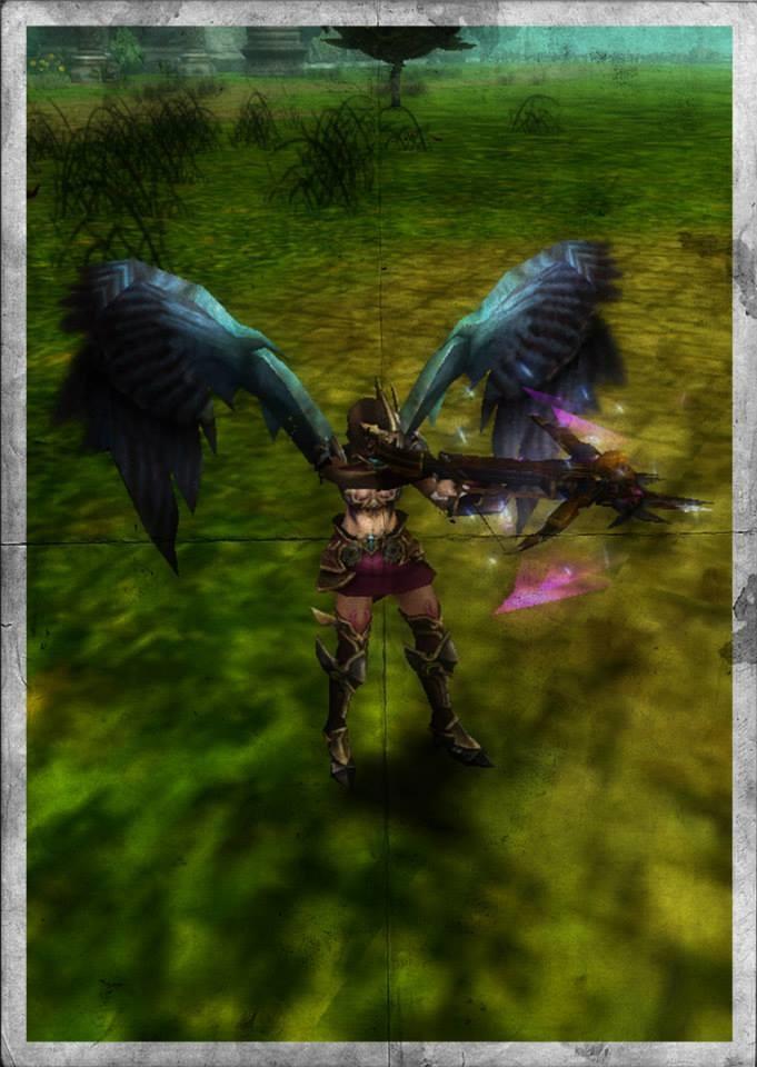 Knight Online Dark Knight Crossbow-1