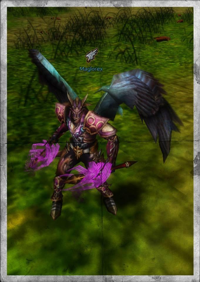 Knight Online Dark Knight Dagger-1