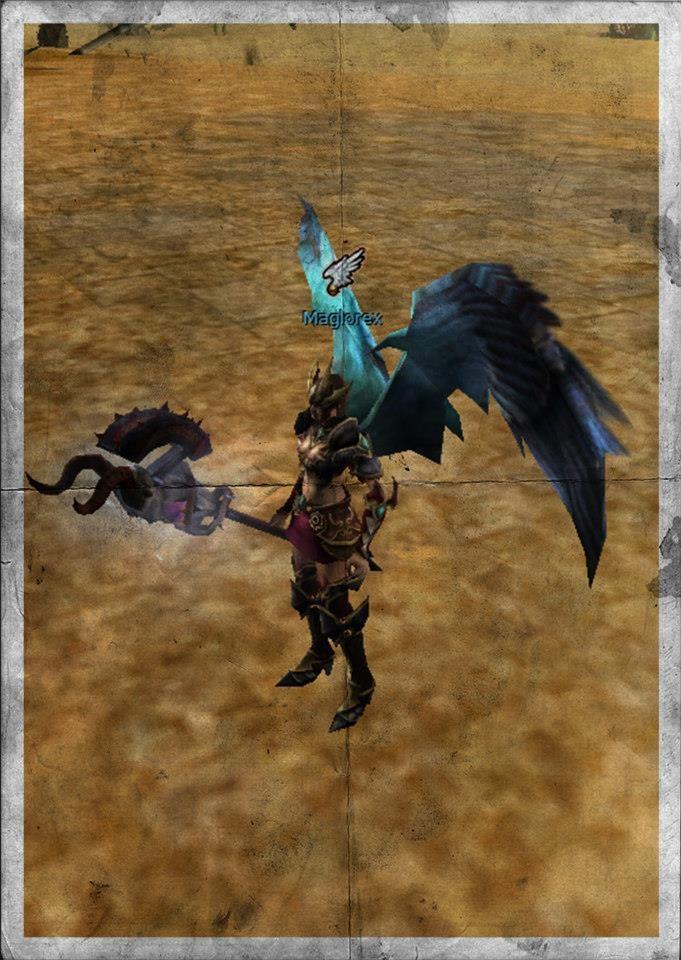 Knight Online Ice Dark Knight Staff-1