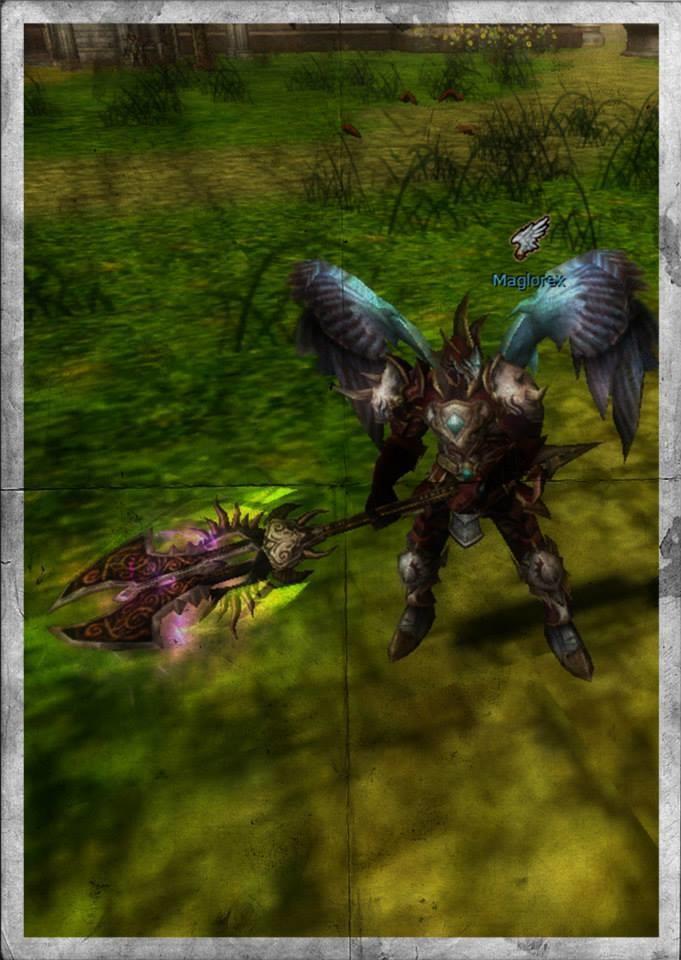 Knight Online Dark Knight Spear-1
