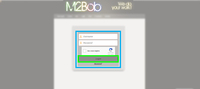 M2Bob.net Sitesine Giriş Yapıyoruz