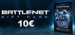 Battle Net Gift Card