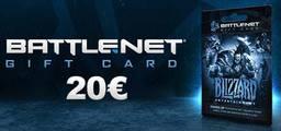 20 Euro BattleNet Gift Card