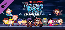 South Park  The Fractured But Whole - Season Pass