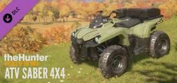 theHunter  Call of the Wild - ATV SABER 4X4