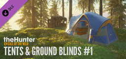 theHunter  Call of the Wild - Tents & Ground Blinds
