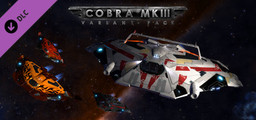 Elite Dangerous Cobra MK III Variant Pack