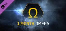 EVE Online 1 Month Omega Time