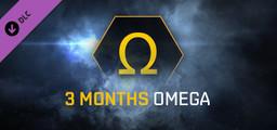 EVE Online 3 Months Omega Time