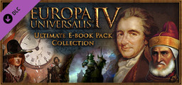 Collection - Europa Universalis IV Ultimate E-book Pack