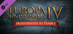Collection - Europa Universalis IV Monuments to Power Pack