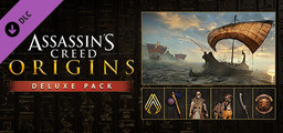 Assassin's Creed Origins - Deluxe Pack