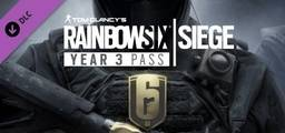 Tom Clancy's Rainbow Six Siege - Season Pass Year 3