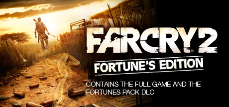 Far cry 2 fortune s edition