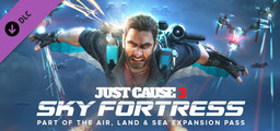 Just Cause 3 DLC Sky Fortress Pack