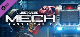 Just Cause 3 DLC Mech Land Assault