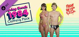 Friday the 13th The Game - Spring Break 1984 Clothing Pack