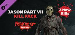 Friday the 13th The Game - Jason Part 7 Machete Kill Pack