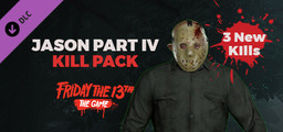 Friday the 13th The Game - Jason Part 4 Pig Splitter Kill Pack
