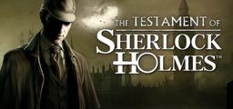 The Testament Of Sherlock Holmes - Steam