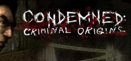 Condemned Criminal Origins - Steam