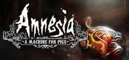 Amnesia A Machine For Pigs - Steam