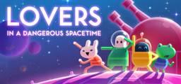 Lovers In A Dangerous Spacetime - Steam