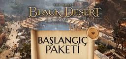 Black Desert Online TR Paketler