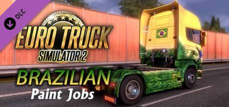 Euro Truck Simulator 2 Brazilian Paint Jobs Pack - Steam