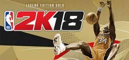 NBA 2K18 - Legend Edition Gold - Steam
