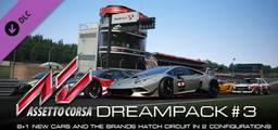 Assetto Corsa - Dream Pack 3 - Steam