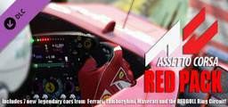 Assetto Corsa - Red Pack - Steam