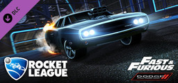 Rocket League  Fast & Furious '70 Dodge Charger R/T - Steam