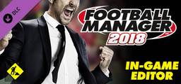 Football Manager 2018 - In-Game Editor - Steam