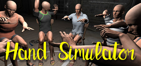Hand simulator steam