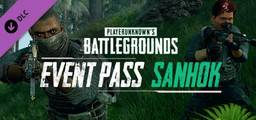 Event Pass Sanhok - Steam
