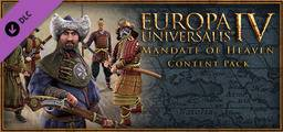 Europa Universalis IV Mandate of Heaven Content Pack - Steam