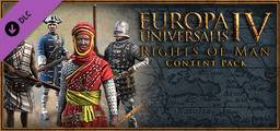 Europa Universalis IV Rights of Man Content Pack - Steam