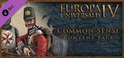 Europa Universalis IV Common Sense Content Pack - Steam