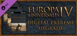 Europa Universalis IV - Digital Extreme Edition Upgrade Pack - Steam