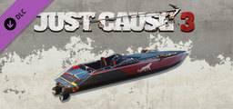 Just Cause 3 - Mini-Gun Racing Boat - Steam