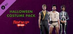 Friday the 13th The Game - Halloween Clothing Pack - Steam