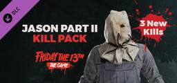 Friday the 13 The Game - Jason Part 2 Pick Axe Kill Pack - Steam