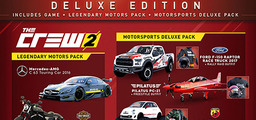 The Crew 2 - Deluxe Edition - Steam